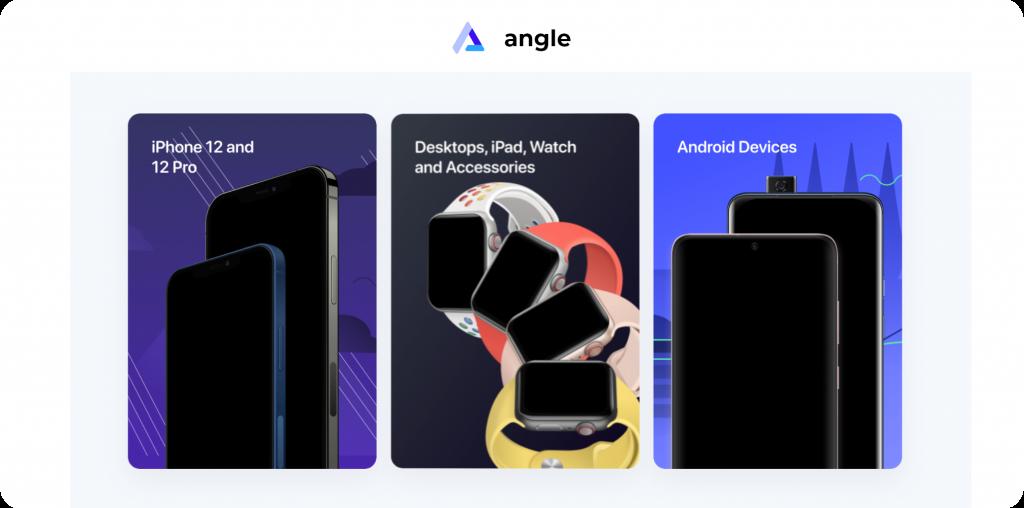 Angle XD plugin